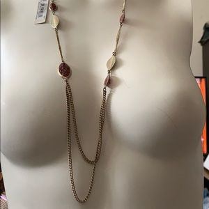 KENNETH COLE NECKLACE & EARRING SET NWT!